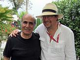 Re�is�r a sv�tob�n�k Amir Naderi s autorem Filmopolisu �tefanem Uhr�kem