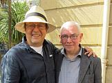 Uzn�van� britsk� autorsk� re�is�r Terence Davies se �tefanem Uhr�kem