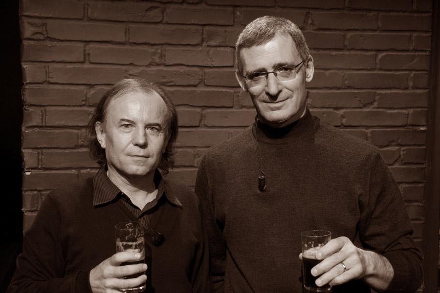 Jaroslav Spurný a Karel Randák