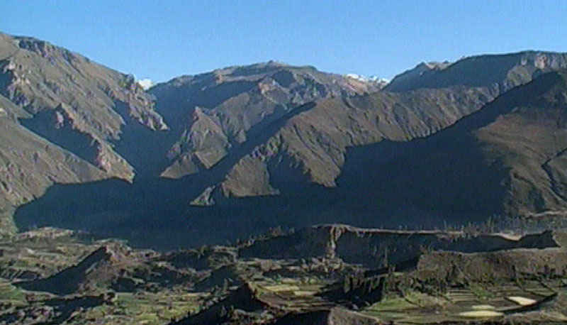 Arequipa a Colca