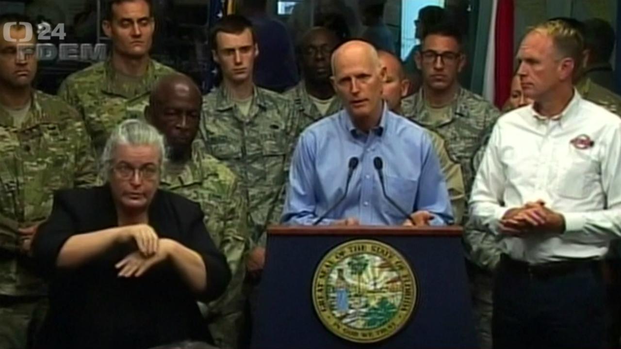 Mimořádné pořady ČT24: Ameriku pustoší hurikány