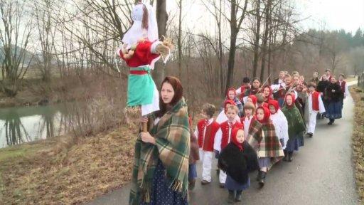 Folklorika: Velikonoce po valašsku