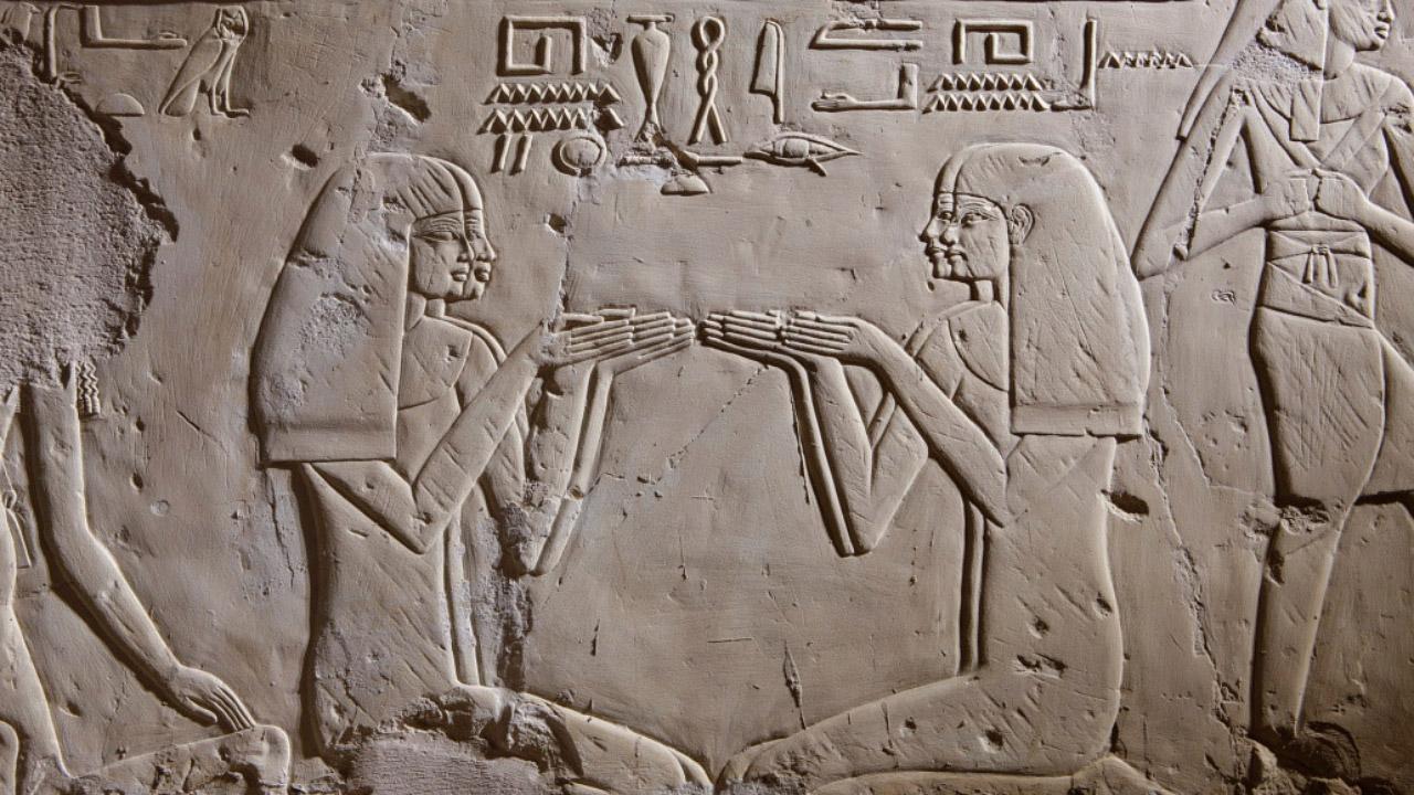Dobrodružství archeologie: Egypt - Kolaps civilizací