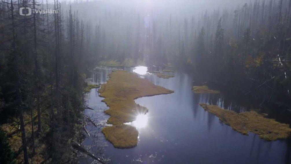 Minuty z přírody: Ledovcová jezera