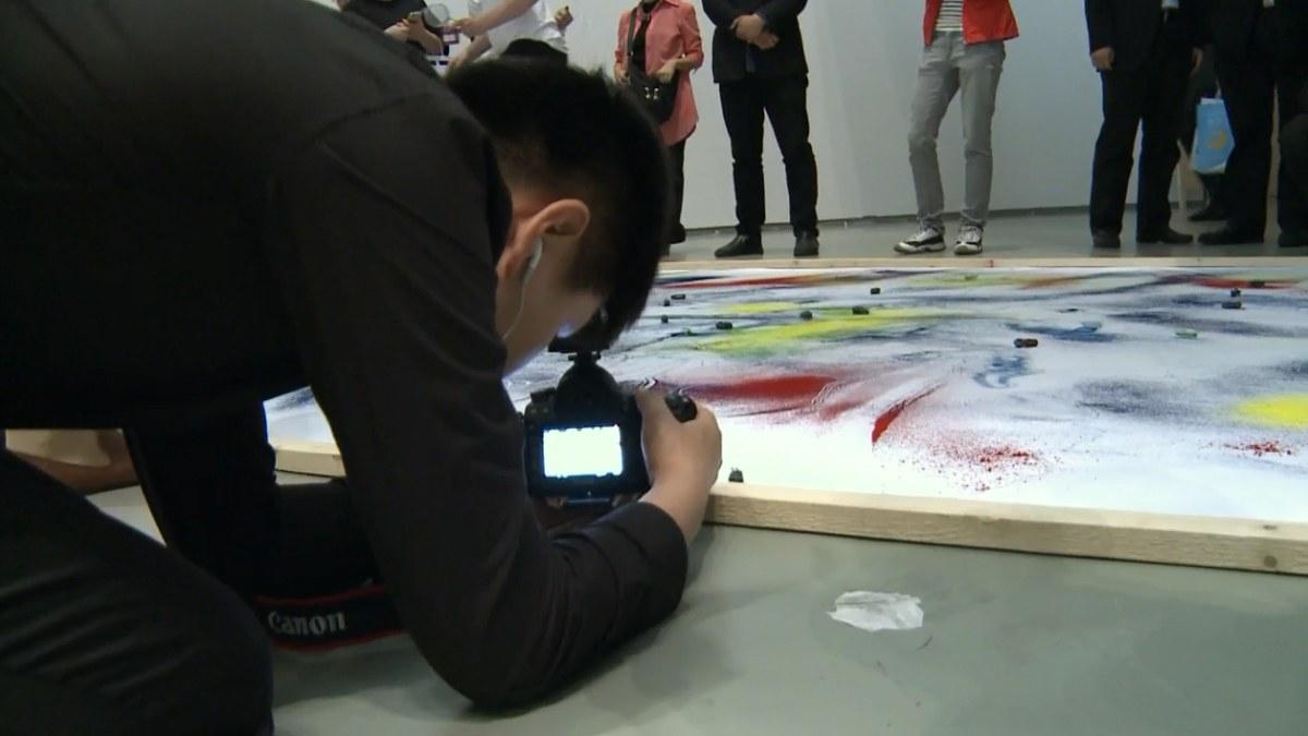 Art from the Heart v Šanghaji