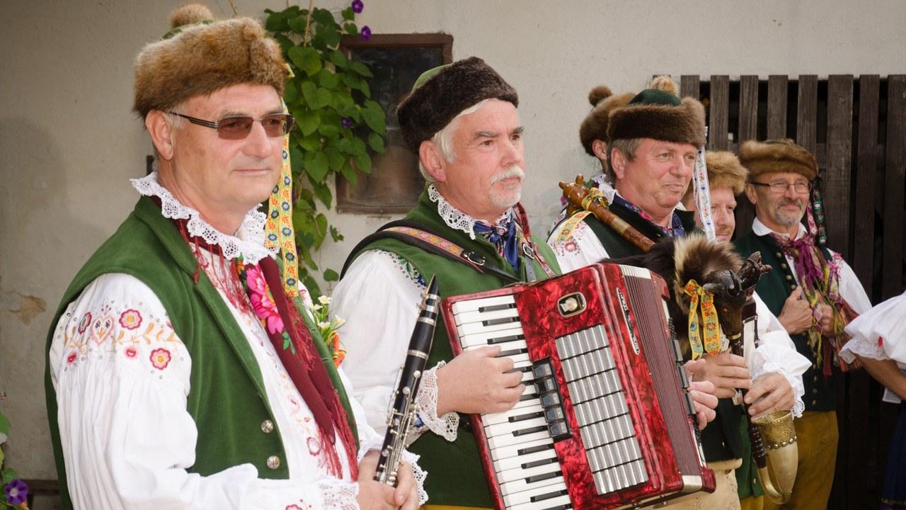Za našima humny: Jarošov nad Nežárkou