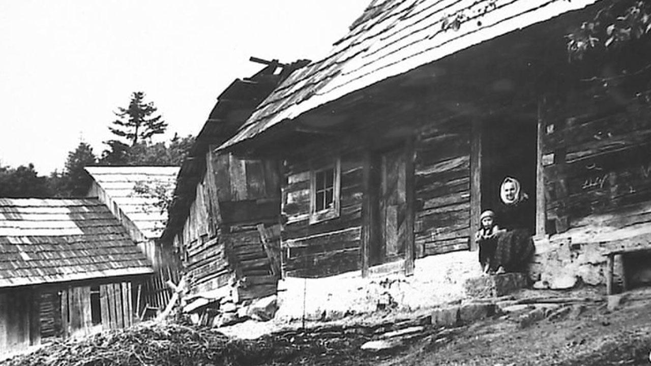 Valašsko, kruté jaro 1945