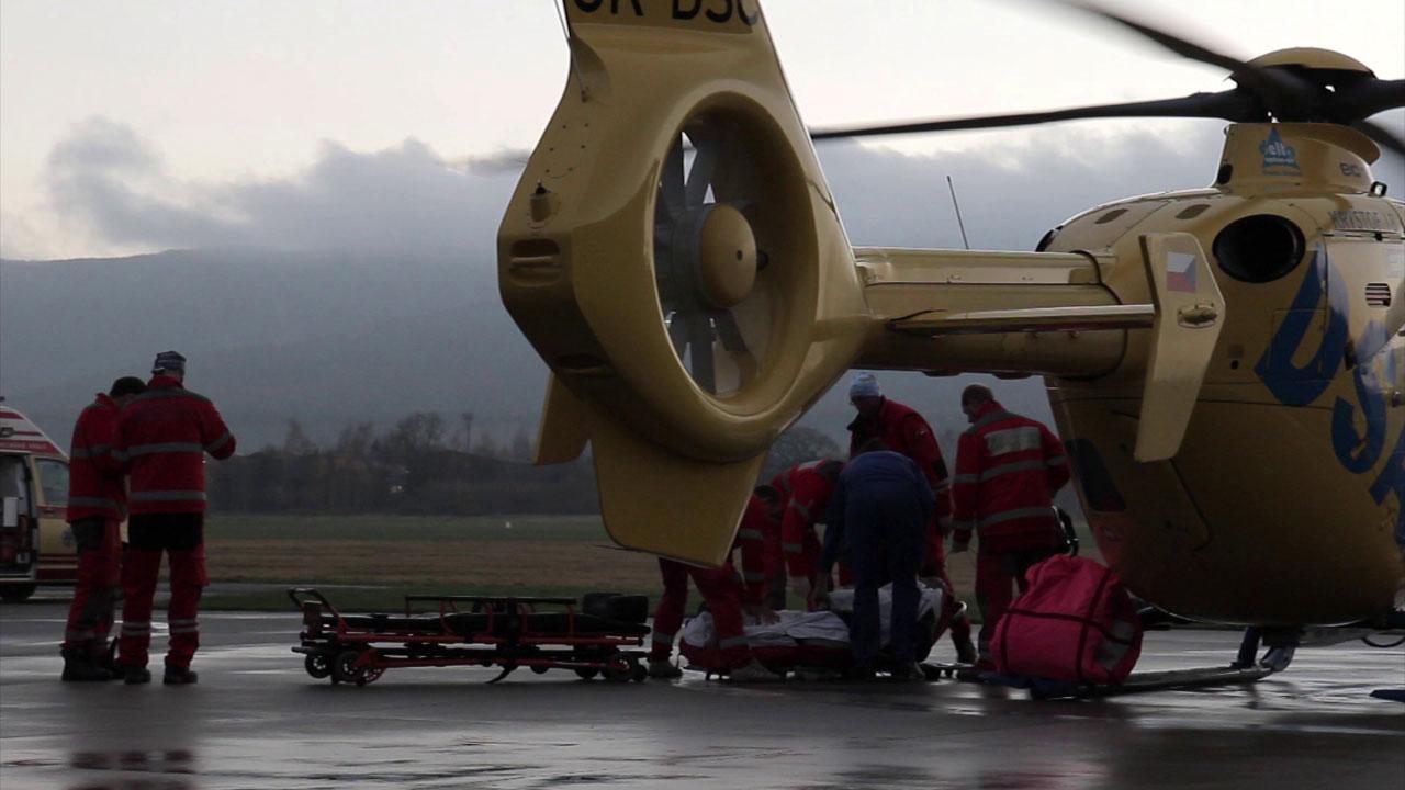 Letecká záchranka: Liberec