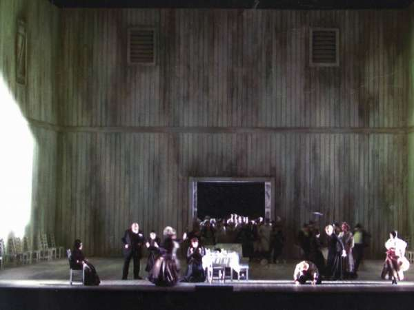 Záznam premiéry nové inscenace nejslavnější janáčkovy opery v