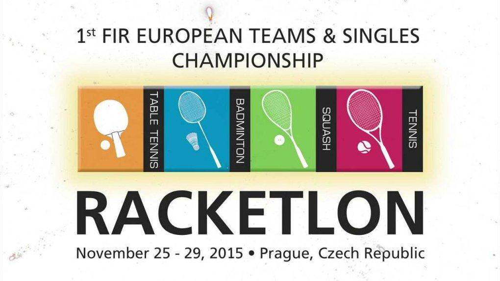 ME v racketlonu 2015 Česko