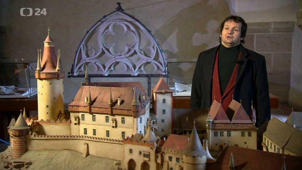 Náš Karel IV.: Křivoklát, Zbraslav, Praha