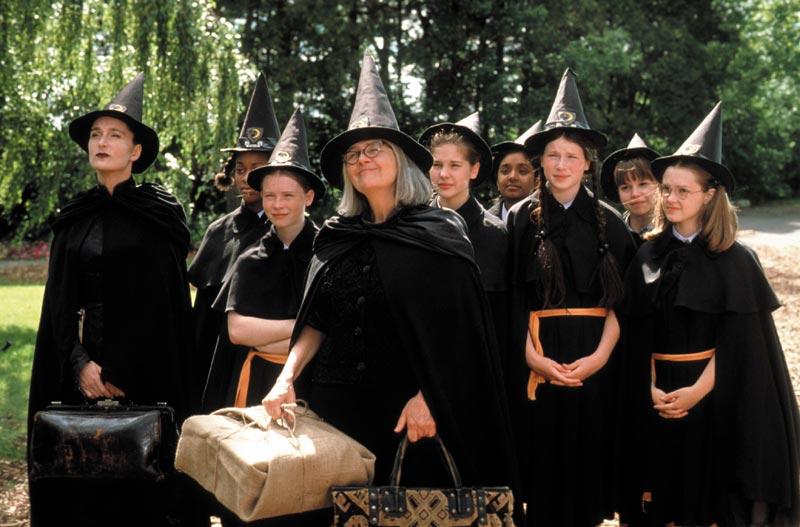 Výsledek obrázku pro čarodějnice školou povinné