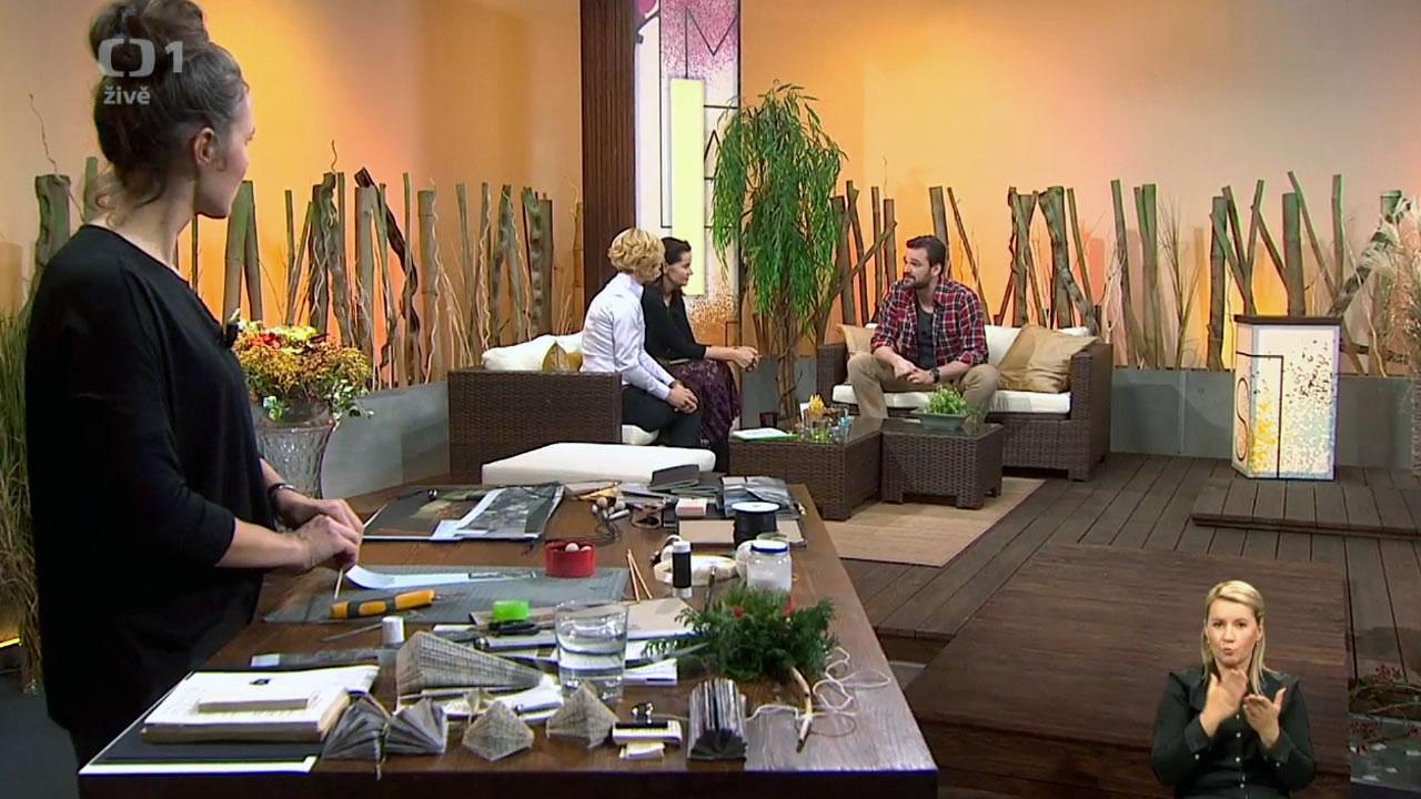 8d0476aa91c6 Sama doma — Česká televize