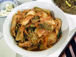 Tradi�n� nakl�dan� zel� Kim�i (Pe�chu kim�chi)