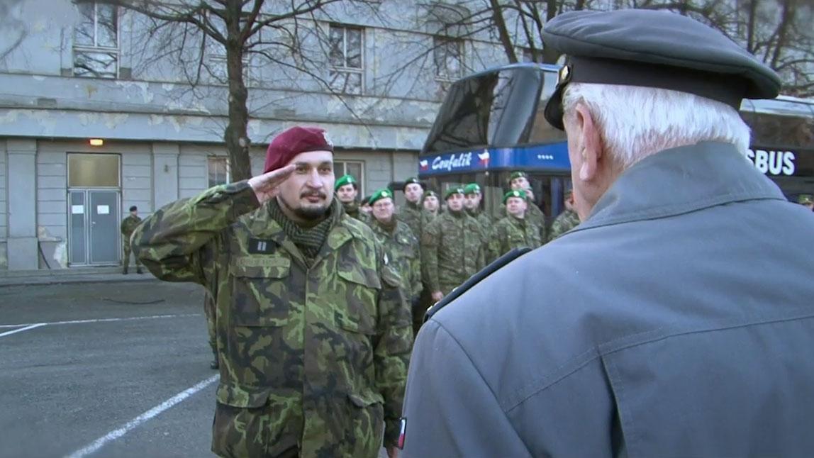 Bojovníci od Sokolova - deníček spojařky