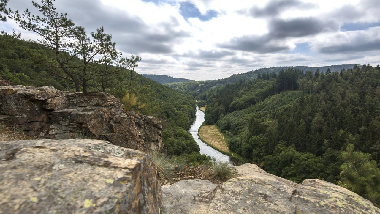 Krajinou domova II: Panenská říční údolí