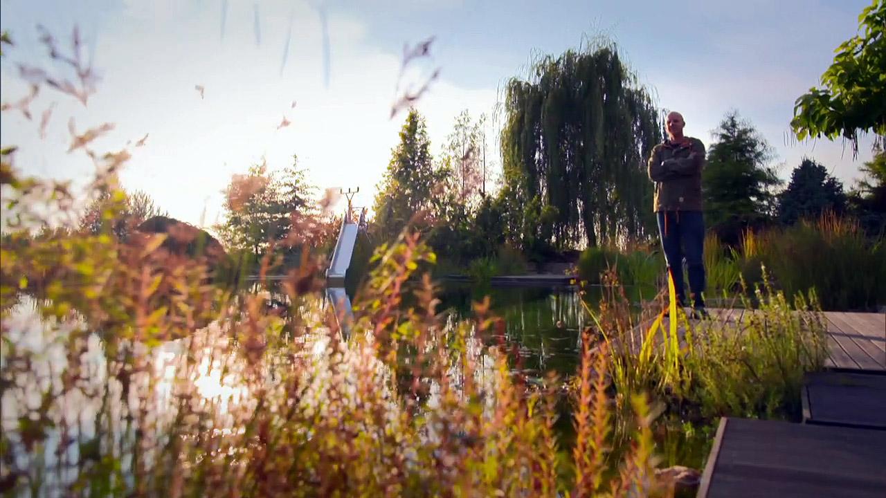 Ferdinandovy zahrady: Krajinná zahrada