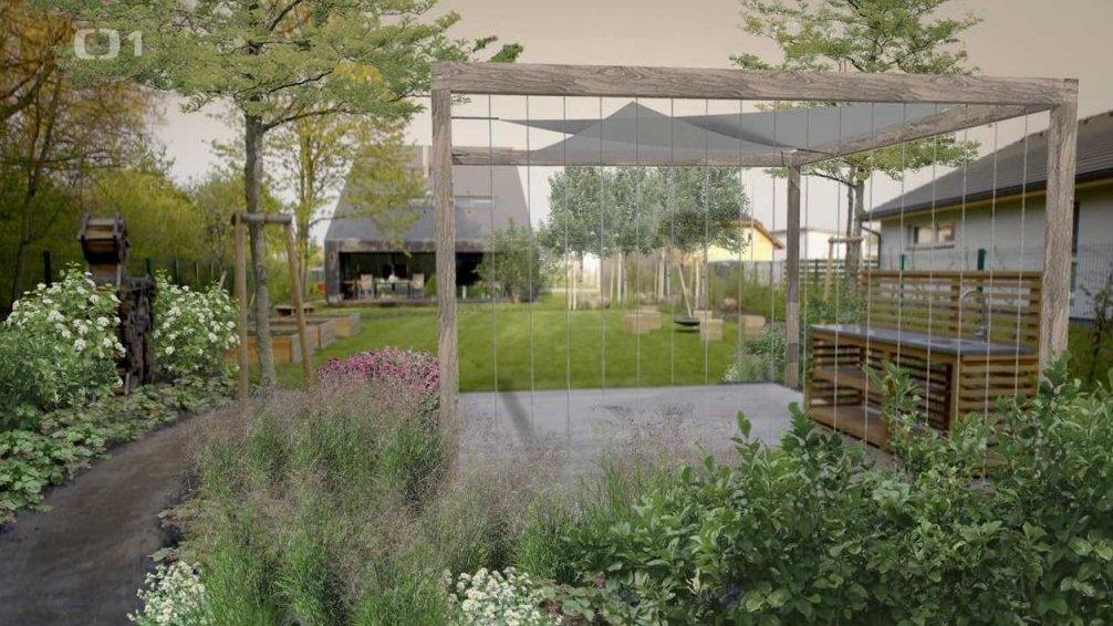 Ferdinandovy zahrady: Rodinná zahrada