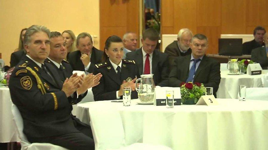 Sportovec Ministerstva vnitra ČR 2016