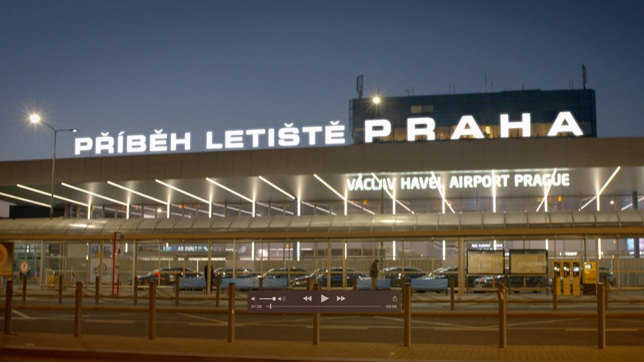 Příběh letiště Praha