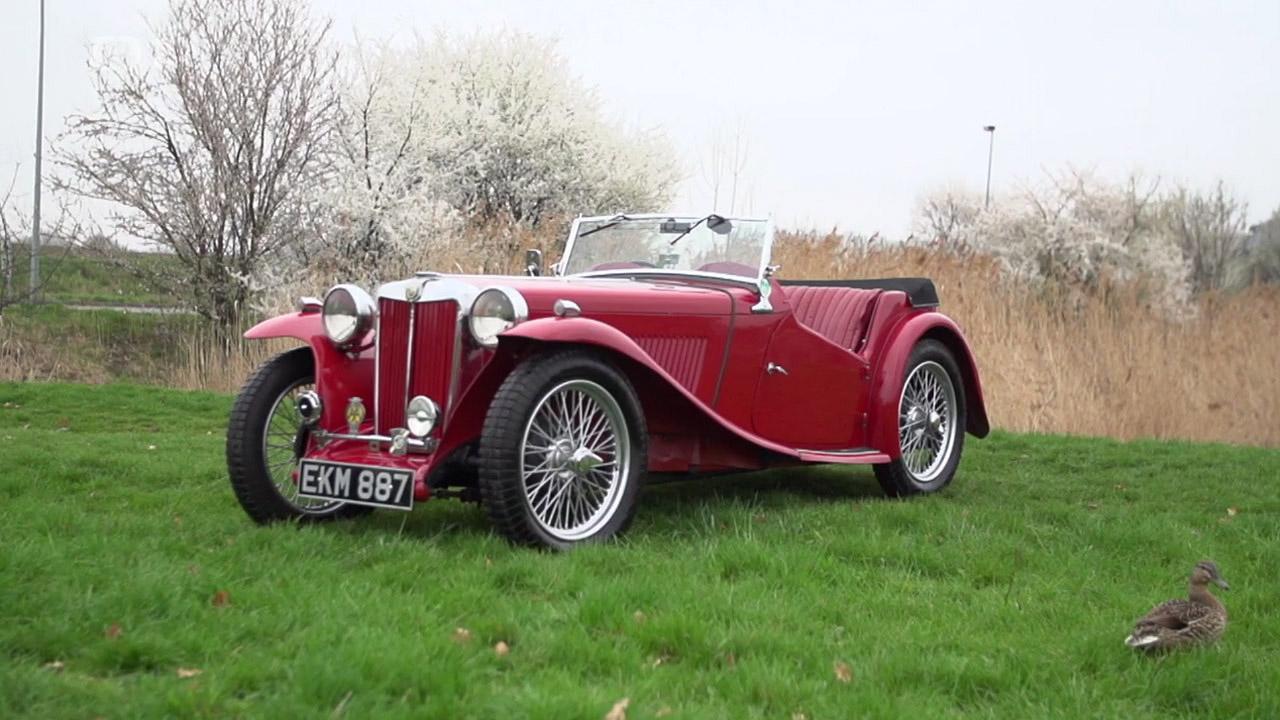 Auto Moto Revue: MG 1938 – opravdu byl vzorem pro Aero cililink?