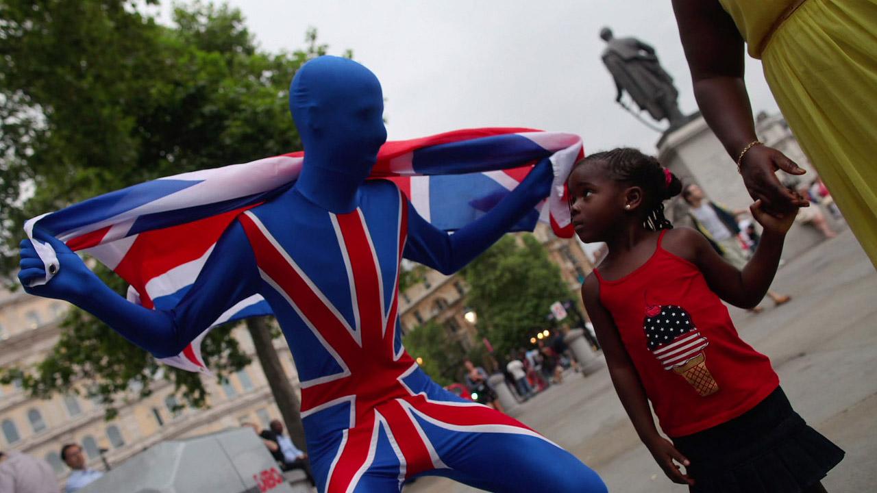 Jak se fotí...: Londýn