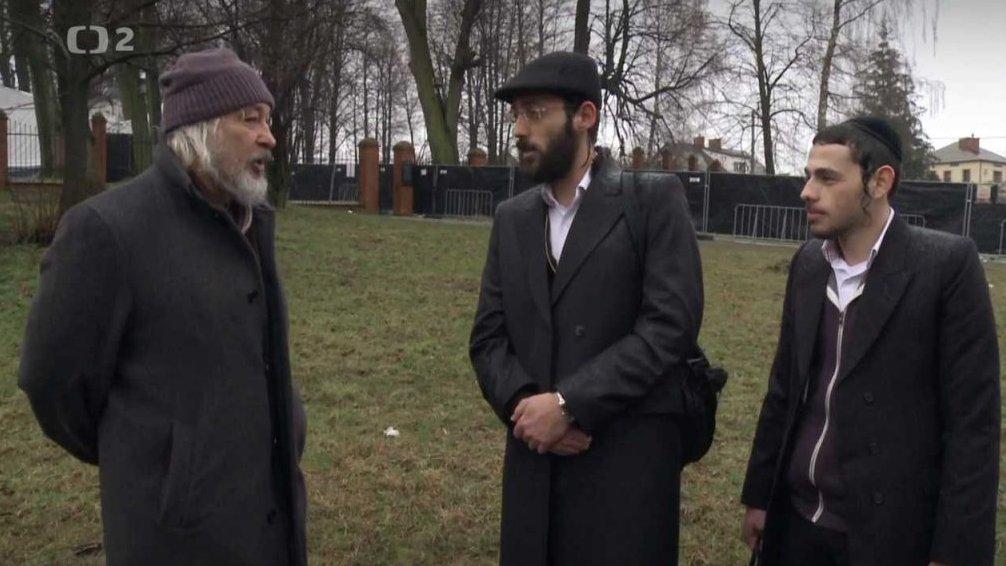 Cesty víry: Zaniklé židovské štetly