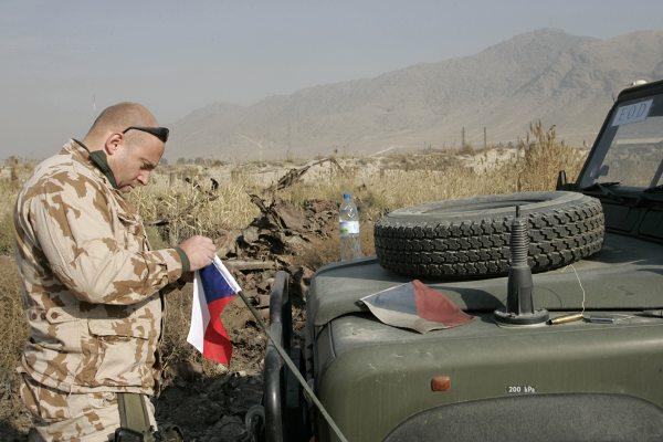 Obrana ČR po celém světě