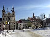 Masarykovo náměstí v Jihlavě (foto: Ondrej.konicek, wikimedia.org)