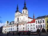 Kostel sv. Ignáce (foto: Sokoljan, wikimedia.org)