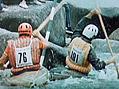 """Záběr z reportážního filmu Karla Nováka """"Setkání napeřejích"""" (1968)"""