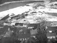Štěchovice připovodni vbřeznu 1940