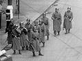 Květen 1945 – hlouček vojáků SS