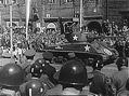 Květen 1945 – americký tank