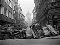 Květen 1945 – barikáda