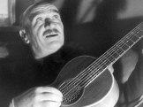 Herec, zpěvák a&nbsp;hudební skladatel <strong>Karel Hašler</strong>. Snímek k&nbsp;jeho šedesátinám v&nbsp;říjnu 1939