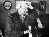 Hudební skladatel <strong>Vítězslav Novák</strong> (prosinec 1940)