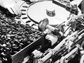 Deset sladkých minut (1942). Výroba hašlerek