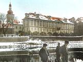 Zbraslavsk� z�mek (asi 1907)