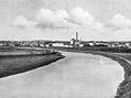V pozad� Mod�any s �okol�dovnou RU-PA. Pohlednice z roku 1910 ze sb�rky B. �otoly