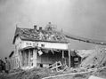 B�hem bombardov�n� Zl�na 20.listopadu 1944 bylo zasa�eno i vlakov� n�dra��