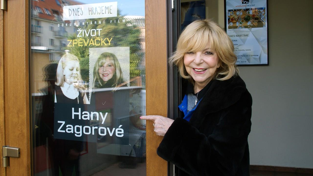 GEN: Hana Zagorová