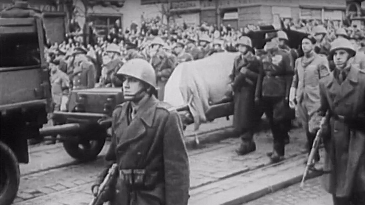 Na pomoc generální prokuratuře: Smrt Jana Masaryka