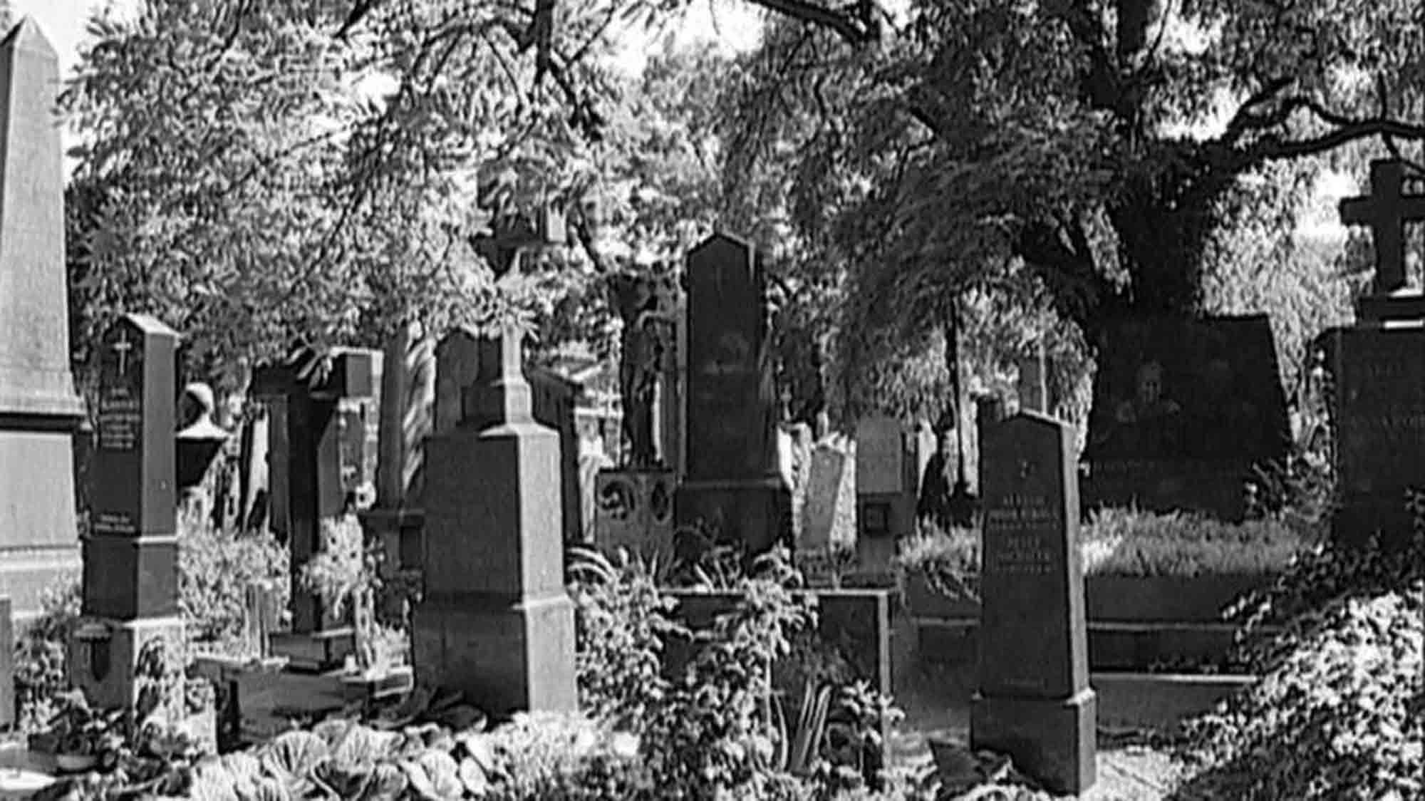 Naše hroby.