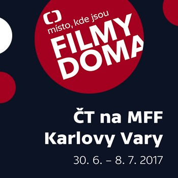 ČT na MFF Karlovy Vary 2017