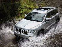 Jeep Grand Cherokee je auto pro pořádný chlapy