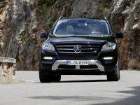 Nová generace Mercedesu ML se oproti předchůdci značně změnila