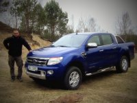 Ford Ranger - do terénu i do divadla