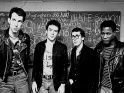 Dead Kennedys, zleva East Bay Ray, Jello Biafra, Klaus Flouride, D.H. Peligro, 1. pol. 80. let