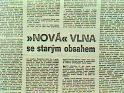 Nová vlna se starým obsahem, článek z Tribuny, 1983